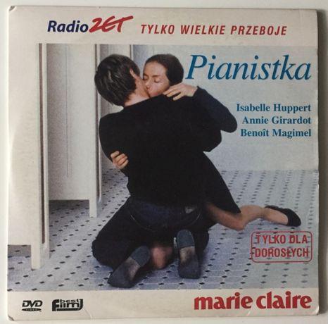 DVD Pianistka Reżyseria: Michael Haneke