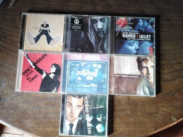 Vários CDs para venda