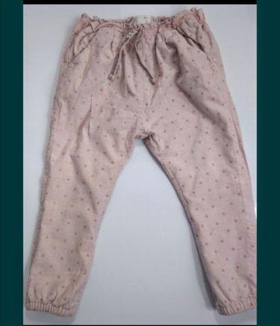 Spodnie Zara rozmiar 104