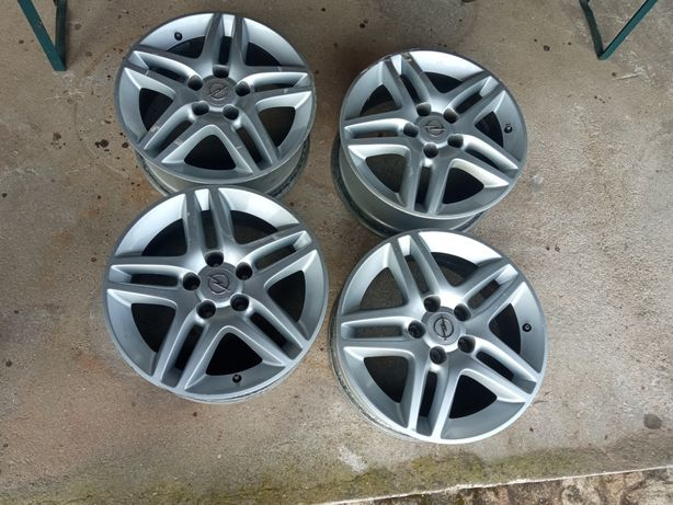 Jantes R16  Opel Astra H