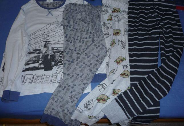 Ubrania chłopięce - zestaw bielizny nocnej F1, Spongebob 158-164