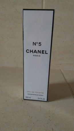 Chanel #5 новые оригинальные