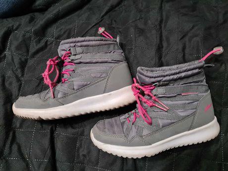 Buty zimowe śniegowce nieprzemakalne rozm 33