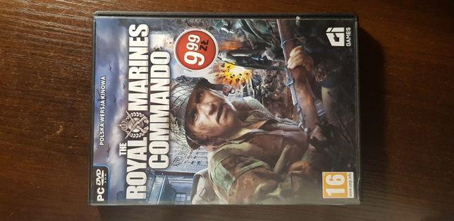 "Gra ""Royal Marines Commando"""