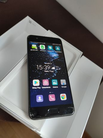 W-WA Telefon Huawei P10 64gb+SD 4GB Ram flagowiec LTR-L09 bez blokad
