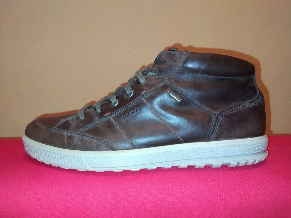 Ботинки кроссовки ECCO, 46 (30,5 см) демисезон-еврозима Каменское - изображение 1