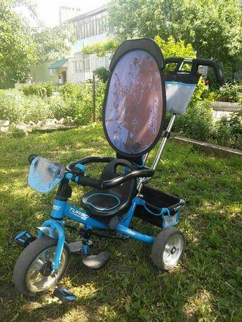 Велосипед трехколесный turbo trike