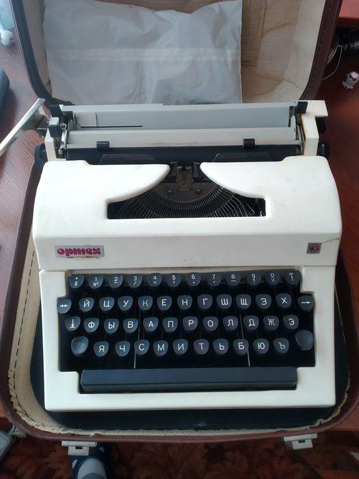 Печатная машинка Ортех Винница - изображение 1
