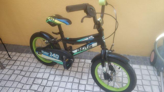 Bicicleta Berg criança Roda 14