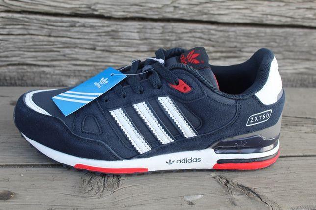 WYPRZEDAŻ Adidas zx750 Granatowe R 41-46 Wysyłka z PL