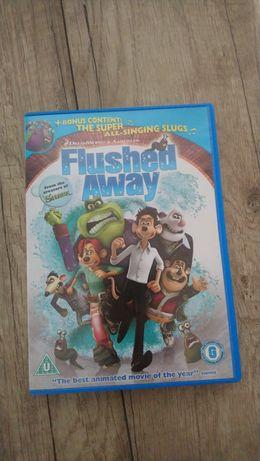 Wpuszczony w kanal flushed away dvd ideał po angielsku