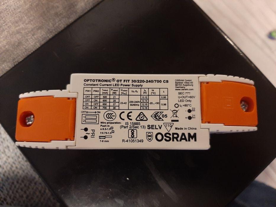 Sterownik OSRAM OPTITRONIC OT FIT (transformator LED) Poznań - image 1