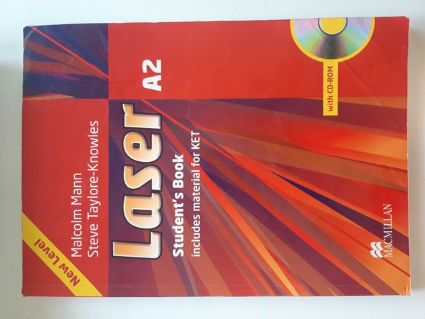 Laser Student's Book A2