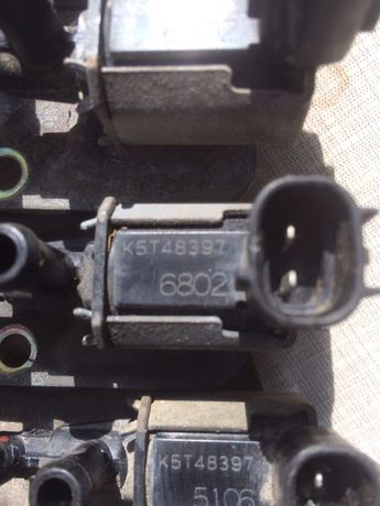 Клапан электромагнитный, Лансер 9