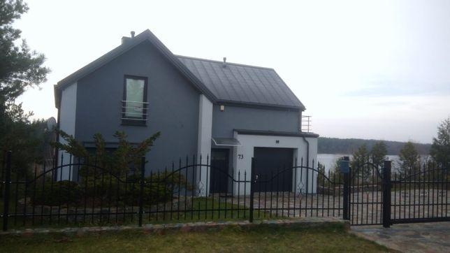 Dom nad jeziorem Garbaś