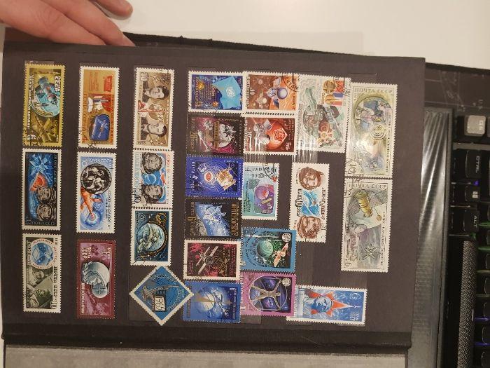 znaczki pocztowe kolekcja znaczków pocztowych Łódź - image 1