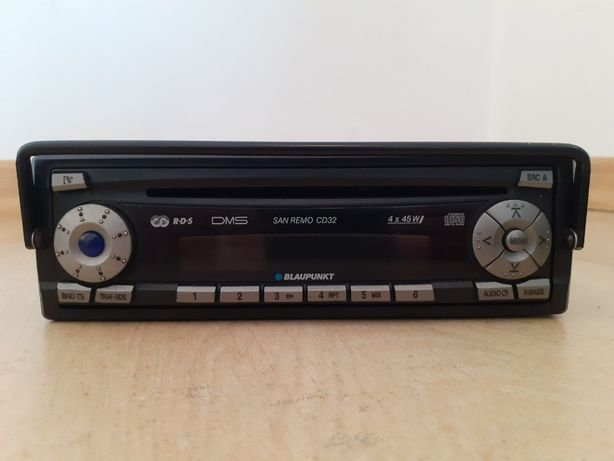 Radio samochodowe Blaupunkt San Remo CD32