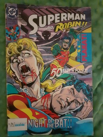 Superman 1/95 TM-SEMIC