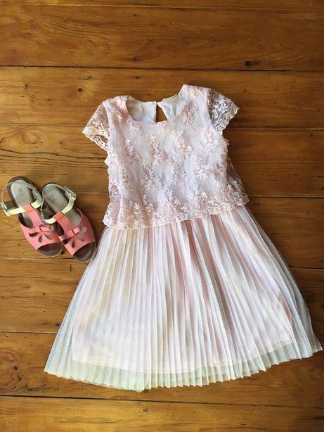 Нарядне плаття для дівчинки LC Waikiki