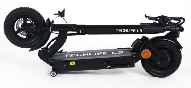 Hulajnoga elektryczna Techlife L5 13Ah 35 km/h GWAR24 PREORDER