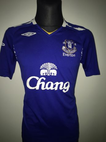 Umbro Everton roz S koszulka piłkarska