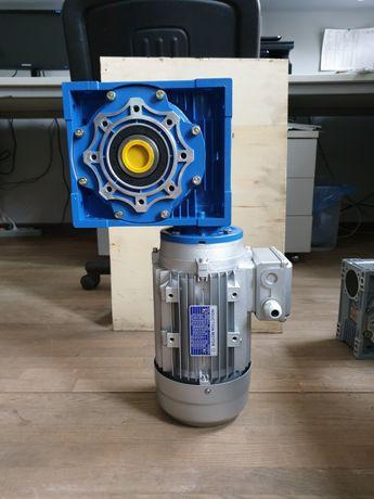 Мотор редуктор NMRV червячный редуктор электродвигатель частотник 220