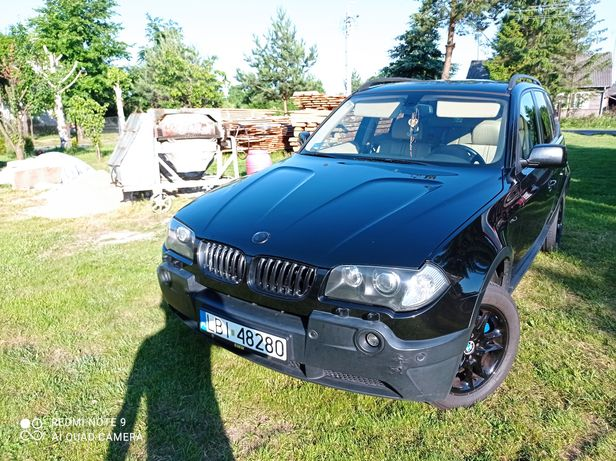 BMW X3 e83 2.0 Diesel 150km
