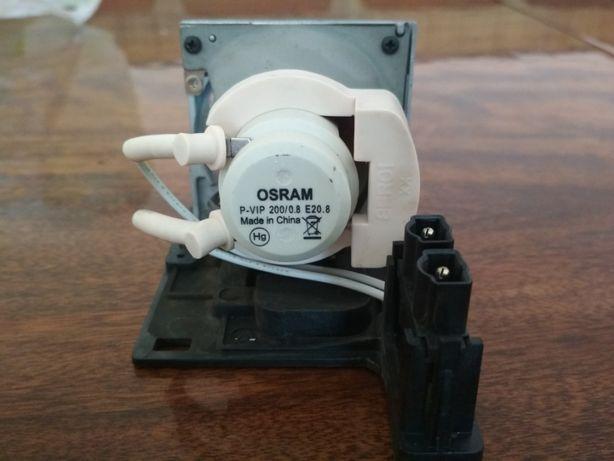 Лампа EC.K0700.001 в корпусі на проектор eMachines v700 aser h5360