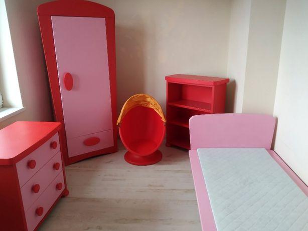 Komplet mebli dziecięcych IKEA MAMMUT
