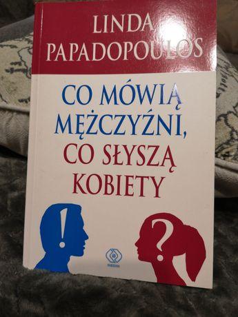 """Książka """"Co mówią mężczyźni, co słyszą kobiety"""""""