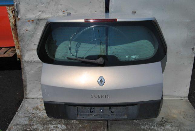 Klapa Renault Scenic II