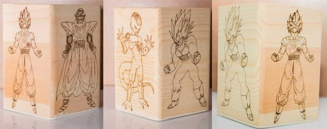 Porta - Canetas Dragon Ball