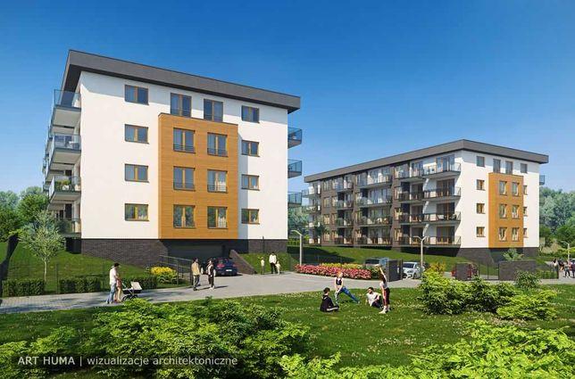 Nowe mieszkanie M-4 Kłobuck 67,01 m2
