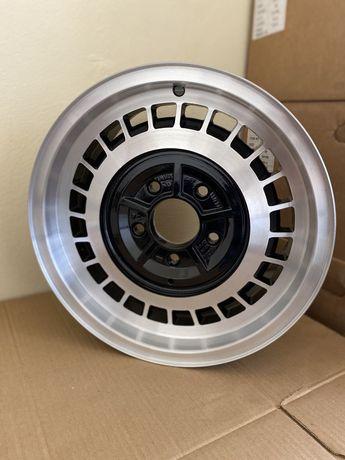 """Jantes 14"""" 5x112 Raras Originais Centra Mercedes AMG w123 sl w114 w115"""