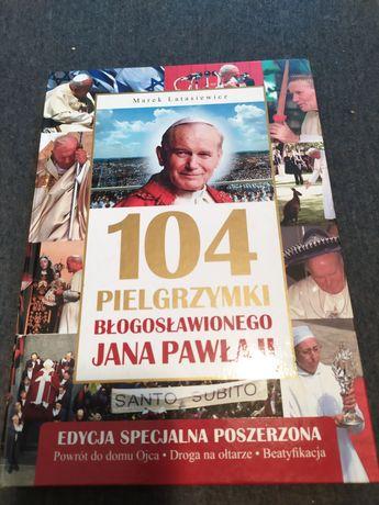 104 pielgrzymki błogosławionego Jana Pawła II Marek Latasiewicz