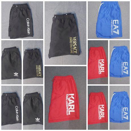 Krótkie spodenki męskie wyprzedaż Adidas Nike Emporio Armani