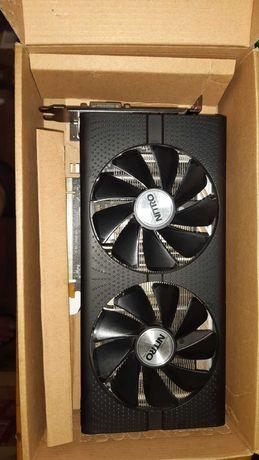 Видеокарта Sapphire RX480 NITRO+ 8GB на запчасти