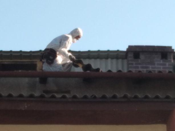 Azbest demontaż profesjonalnie