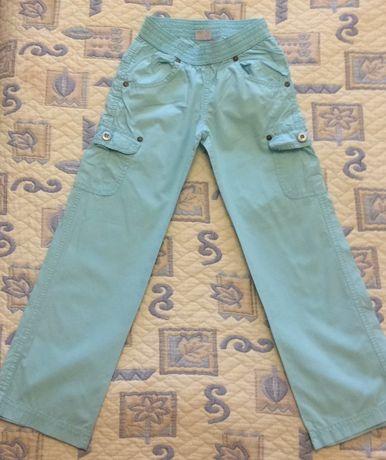 Летние штанишки на девочку Blue Seven Kids. На рост 122 см, 7 лет