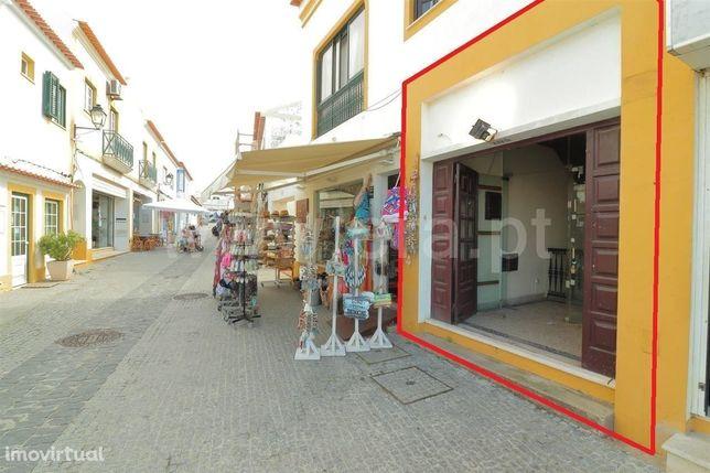 Loja, centro histórico de Vila Nova de Milfontes