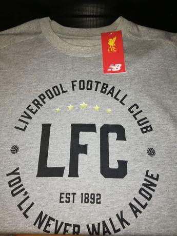Ливерпуль Liverpool LFC футболка original New Balance размер М