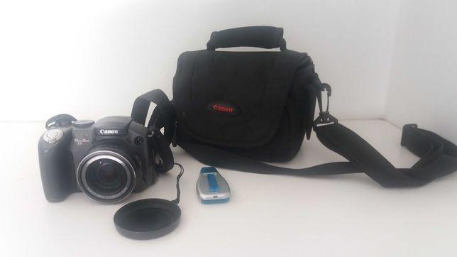 Aparat fotograficzny Canon 6 mega pixels Power Shot S3IS
