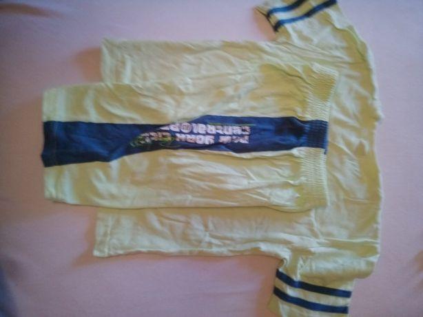 Костюм шорти і футболка Makoma 116 см на хлопчика