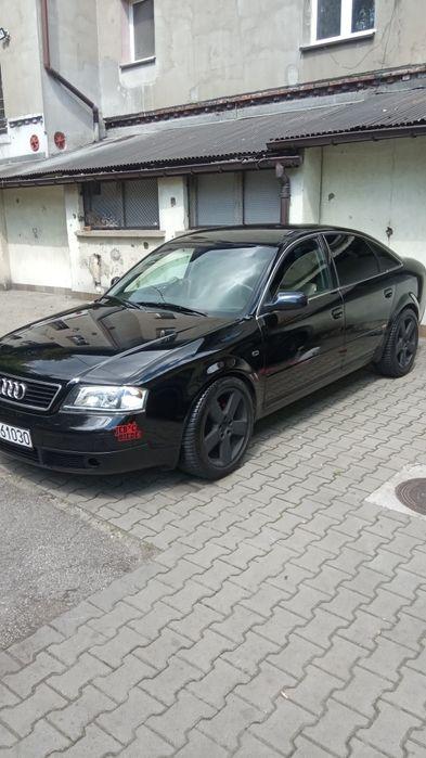 Audi a6 c5 2.4 gaz możliwa zamiana Zabrze - image 1