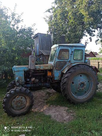 Трактор ЛТЗ Т-40АМ