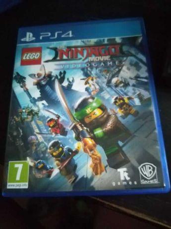 The Lego Ninjago Movie PS4 PL videogame