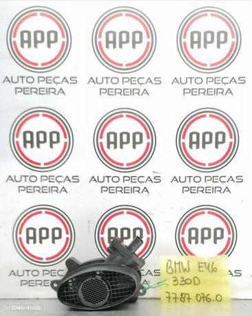 Medidor de massa de ar BMW E 46 330D referência 7787 076