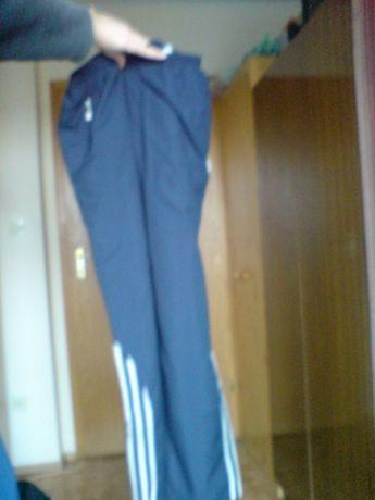 430. profesjonalne spodnie dresowe FESSA z zamykanymi kieszniami XXL