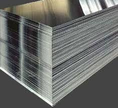 Blacha aluminiowa 1000x2000 cięcie gilotyną