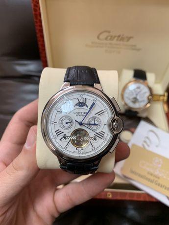 Мужские часы Картье Годинник Cаrtіеr